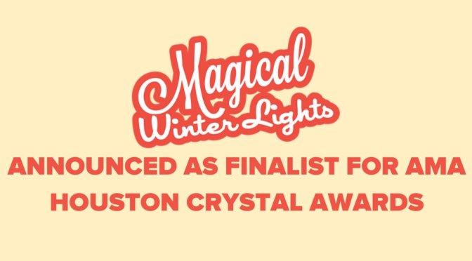 MWL Crystal Award Finalist