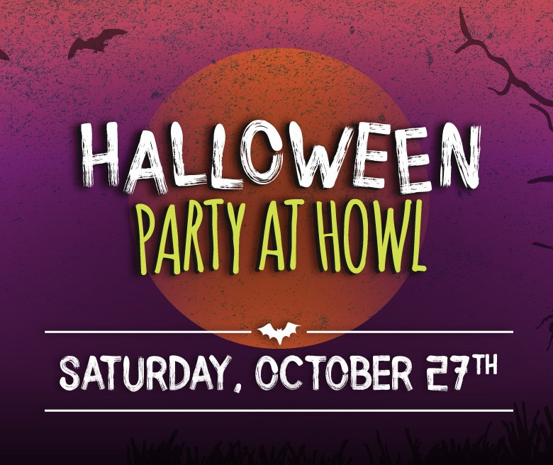 Howl at the Moon Halloween Party