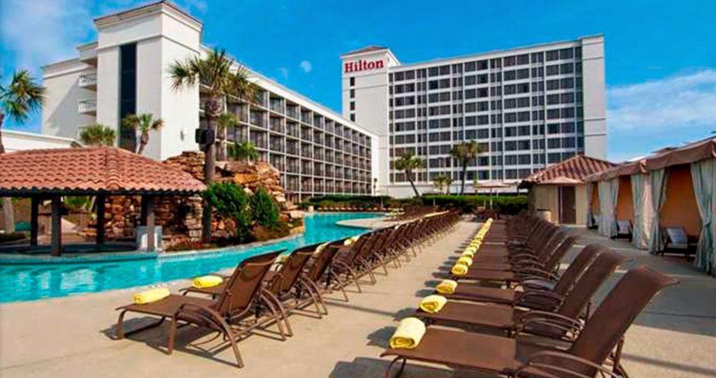 Hilton Galveston