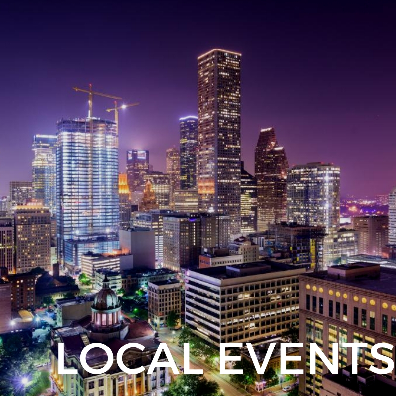 Local Events Houston