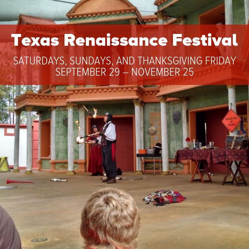 TX Ren Fest