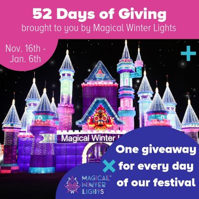 contests and giveaways magical winter lights houston